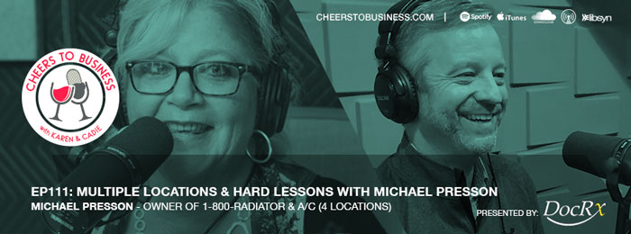 CFO Consulting Services Inc, Multiple Locations and Hard Lessons with Michael Presson EP 111