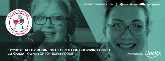 CFOCSI EP118 Healthy Business Recipes For Surviving COVID