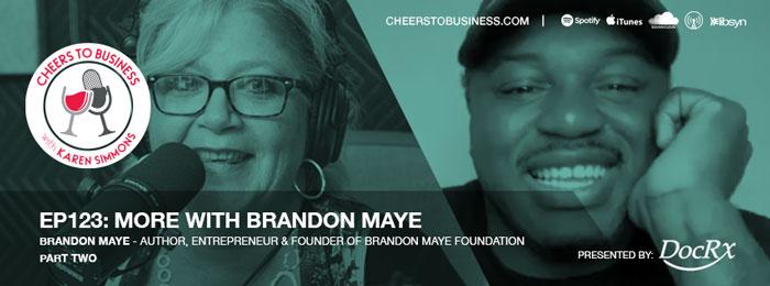 CFOCSI EP123 More with Brandon Maye
