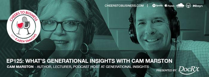 CFOCSI EP125 What's Generational Insights w:Cam Marston