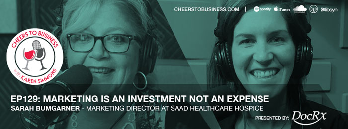 CFOCSI EP 129 Marketing is an investment not an expense
